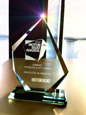 "Celebrating the ""Motor Boat Award"" 2015"