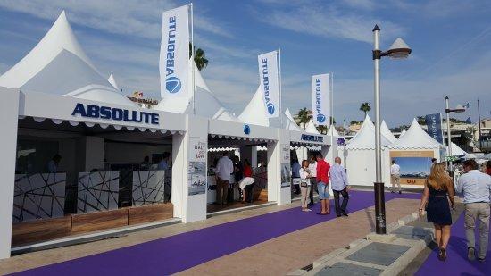 Výstava Cannes 2015